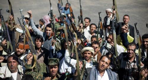 العبادي: الحوثي لا ينسحب طوعا ولن يخرجه إلا حد السيف
