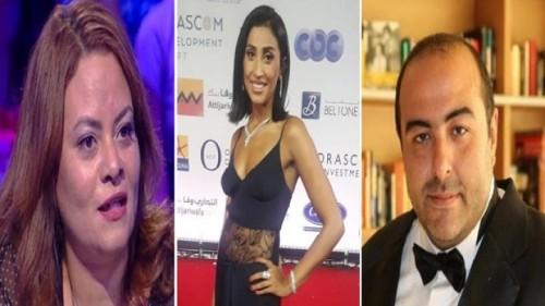 """كاملة أبو ذكري تفتح النار على سامح عبد العزيز وتتحدث عن مشكلة """"زي الشمس"""""""