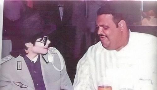 الكويتي نبيل شعيل يكشف سر مقابلته لمايكل جاكسون من سنوات عديدة