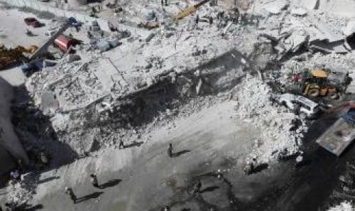 ارتفاع حصيلة قتلى المعارك والقصف فى سوريا إلى 290 شخصا