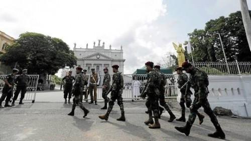 الشرطة السريلانكية تفرض حظر التجوال بعد تجدد الاعتداءات على مسلمين