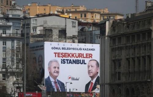 مرشح عن حزب تركي معارض ينسحب من إعادة انتخابات إسطنبول