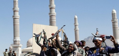نشر الأفكار الطائفية.. جريمة حوثية متجددة في رمضان