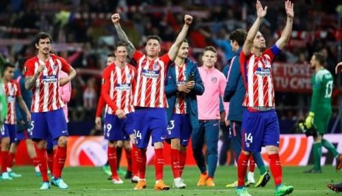 أتلتيكو مدريد يضمن وصافة الليجا بالتعادل مع إشبيلية