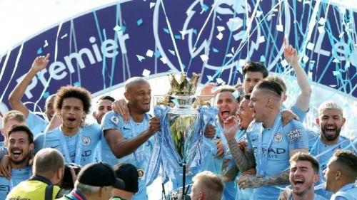 ترتيب الدوري الانجليزي النهائي بعد انتهاء الجولة الاخيرة