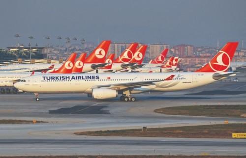 تعرف عليها.. ضربة موجعة للخطوط الجوية التركية