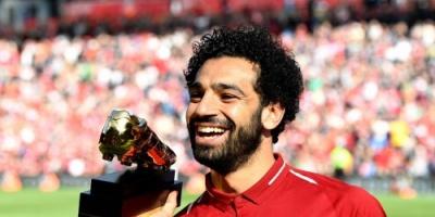 هكذا هنأ نجوم الفن محمد صلاح على لقب هداف الدوري الإنجليزي