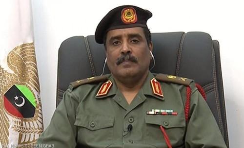 الجيش الليبي: وصول أسلحة إيرانية وطائرات تركية إلى أيدي ميليشيات طرابلس