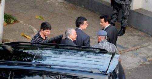 البرازيل تواصل تحقيقاتها مع الرئيس السابق في قضايا فساد