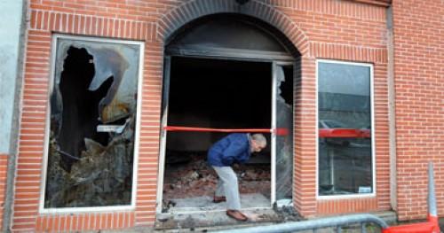"""مسؤول: إضرام النيران في مسجد """"ديانة"""" بولاية كونيكتكت  الأمريكية متعمدًا"""