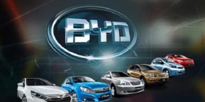 """""""بي واي دي"""" الصينية تبيع 24 ألف سيارة تعمل بالطاقة الجديدة في أبريل"""