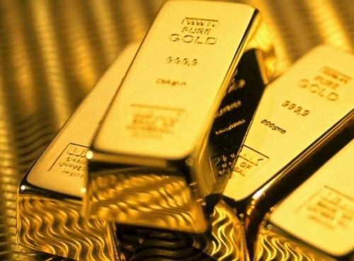 الذهب يستقر عند أعلى مستوى له في خلال شهر