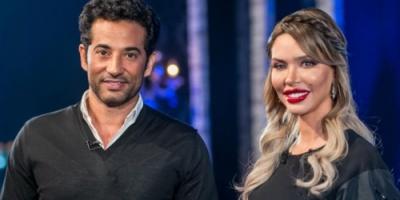 """عمرو سعد :""""لهذا السبب أرفض عمل ابنائي بالوسط الفني"""" (فيديو)"""