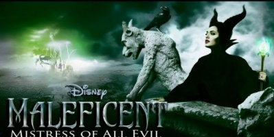 شاهد الإعلان الأول لفيلم أنجلينا جولي Maleficent: Mistress of Evil