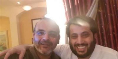 أيمن بهجت قمر يعتذر عن فيلمه مع تركي آل الشيخ