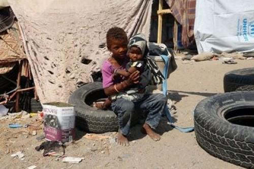 """"""" التجويع """" الحوثي في خامس أعوام الحرب.. سلاح فتّاك في قبضة المليشيات"""