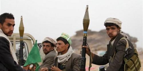 مليشيا الحوثي تجدد قصفها لمواقع العمالقة بالحديدة