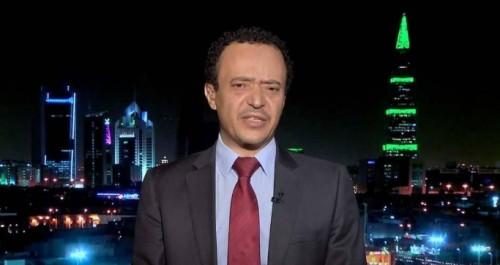 غلاب: الحوثية منظومة للإرهاب ويديرها لصوص محترفين