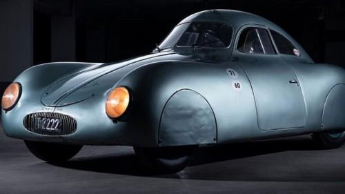 """أقدم سيارة """"بورش"""" تعرض للبيع بـ 20 مليون دولار في مزاد علني بأغسطس"""
