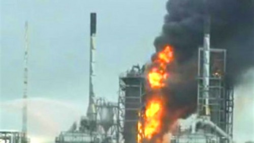 السعودية تخاطب مجلس الأمن بشأن استهداف الحوثي محطتي النفط