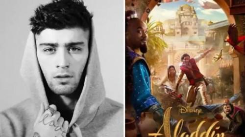 أغنية A Whole New World من فيلم Aladdin تتخطى 25 مليون مشاهدة