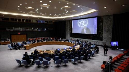 32 تصريحاً من الجلسة اليمنية في مجلس الأمن.. جريفيث يشكر الحوثي