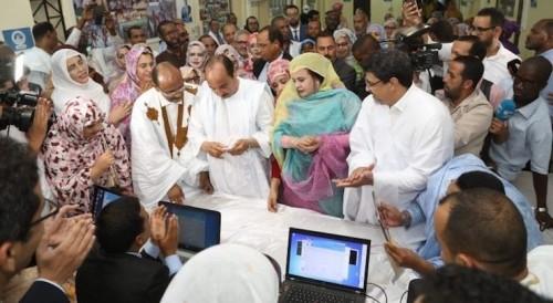 موريتانيا تعلن اللائحة النهائية لمرشحي الرئاسة