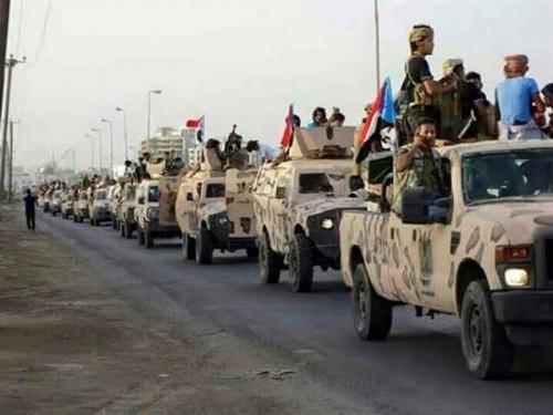 الغامدي: المقاومة الجنوبية لاتحارب في الضالع الحوثي والإصلاح فقط