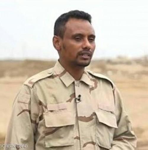 """متحدث """" ألوية العمالقة """": الميلشيات الحوثية تصعد عسكرياً في الحديدة"""