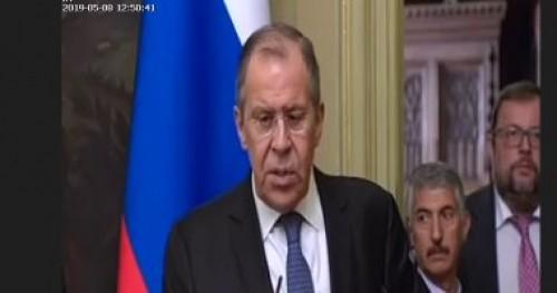وزير الخارجية الروسى يلتقي نظيريه الألماني والبلجيكي اليوم وغدا