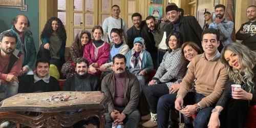 """مصطفى خاطر يصور المشاهد الأخيرة لمسلسل """" طلقة حظ """" في 6 أكتوبر"""