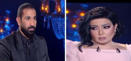 """مدحت العدل معلقًا على أزمة أحمد سعد وسمية الخشاب :""""والله عيب"""""""