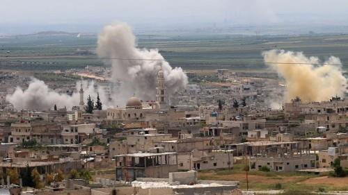 اللجنة الدولية تعرب عن قلقها بشأن تقارير إدلب السورية