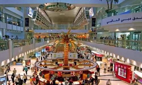 عودة العمل بمطار دبي بشكل طبيعي عقب سقوط طائرة مسح صغيرة