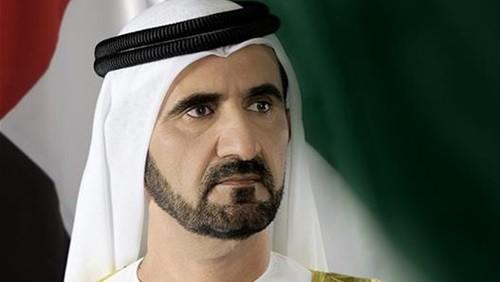 محمد بن راشد يعزي لبنان في البطريرك نصر الله صفير