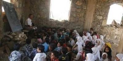 الإمارات والسعودية تنتشلان تعليم اليمن.. يد الخير تقطع شرور الإرهاب