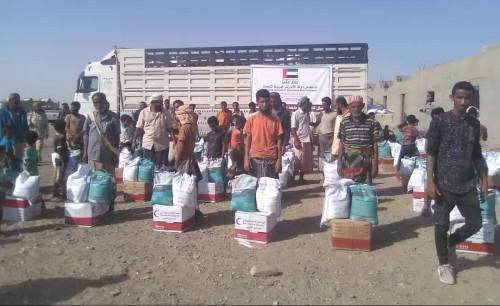 منسق الهلال الأحمر في لحج: 150 ألف وجبة للمحافظات المحررة في رمضان