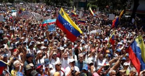 المعارضة الفنزويلية: لم نتفاوض مع الحكومة في أوسلو ووساطة نرويجية لحل الأزمة