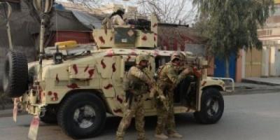 أفغانستان: مقتل 17 شرطيا بالخطأ فى غارة جوية مع حركة طالبان