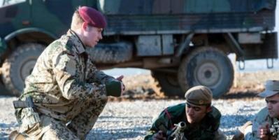 ألمانيا تقرر استئناف مهمتها لتدريب العسكريين في شمال العراق
