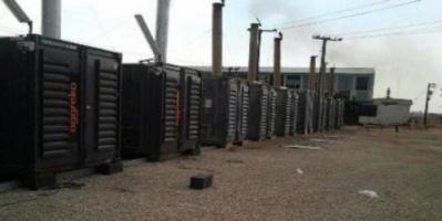 دخول 10 ميجاوات من الطاقة الكهربائية للخدمة في شبوة