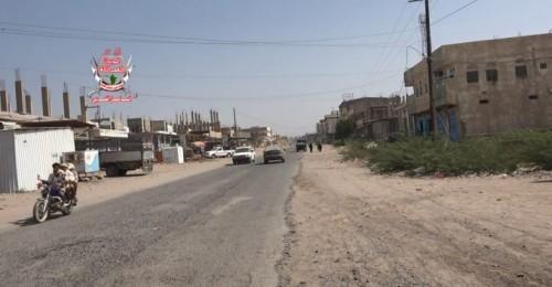 المليشيات الحوثية تحشد عناصرها نحو حيس بالحديدة