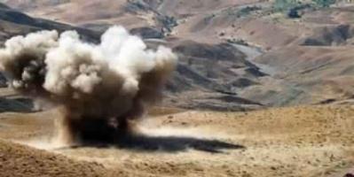 استشهاد وإصابة 4 أطفال بلغم حوثي في دمت شمالي الضالع