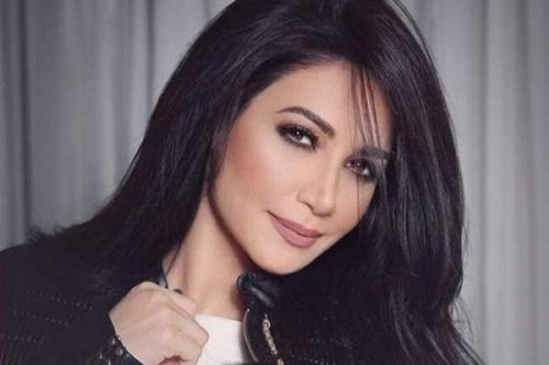 ديانا حداد تهنئ الشيخ محمد بن راشد بعقد قران أبنائه