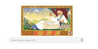 جوجل تحتفل بعيد ميلاد الشاعر والفيلسوف عمر الخيام