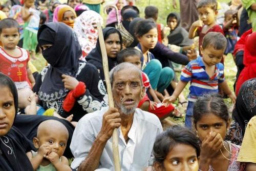بنغلاديش تمنع 84 من لاجئي الروهينغا أثناء محاولة العبور إلى ماليزيا