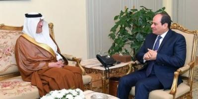 تنسيق مشترك بين مصر والسعودية لمواجهة التهديدات الإقليمية