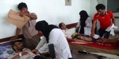 إصابة أكثر من 50 شخص بحمى الضنك في مديرية تبن بلحج