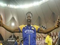 مهاجم النصر السعودي يعود إلى نيجيريا