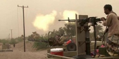 عاجل.. تجدد الاشتباكات بين المقاومة الجنوبية والحوثيين جنوب شرق الفاخر